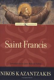 Cover of: Saint Francis