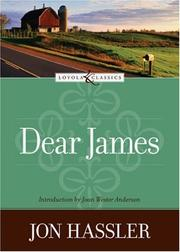 Cover of: Dear James (Loyola Classics)