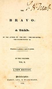 Cover of: The bravo | James Fenimore Cooper