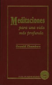 Cover of: Devotions for a Deeper Life / Meditaciones para una vida más profunda