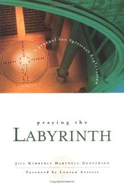 Cover of: Praying the labyrinth