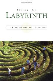 Cover of: Living the Labyrinth