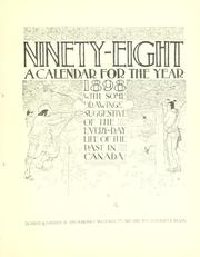 Cover of: Ninety-eight | Toronto Art Students