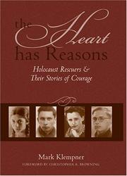 Cover of: The heart has reasons | Mark Klempner