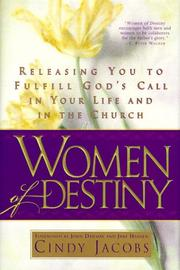 Cover of: Women of destiny