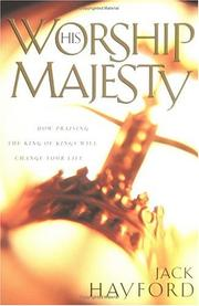 Cover of: Worship His Majesty