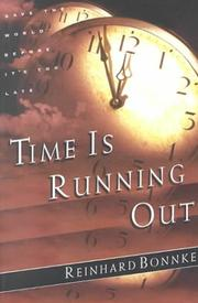 Cover of: Time Is Running Out
