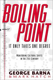 Cover of: Boiling Point