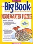 Cover of: The Big Book of Kindergarten Puzzles |