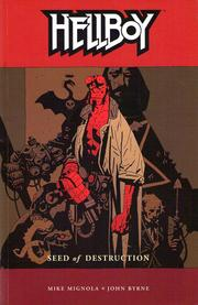 Cover of: Hellboy: seed of destruction
