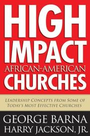 Cover of: High Impact African-American Churches