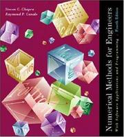 Numerical methods for engineers by Steven C. Chapra