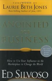 Cover of: Anointed for Business | Ed Silvoso