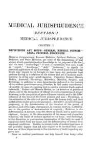 Cover of: A text-book of medical jurisprudence and toxicology | Glaister, John