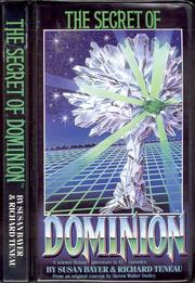 Cover of: The Secret of Dominion | Susan Bayer