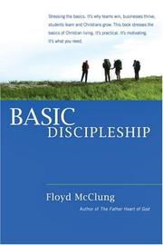 Cover of: Basic discipleship