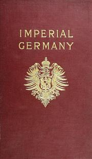 Cover of: Imperial Germany
