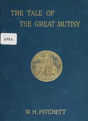 Cover of: The tale of the great mutiny