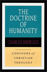 Cover of: doctrine of humanity | Charles Sherlock
