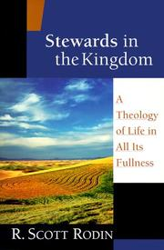 Cover of: Stewards in the Kingdom