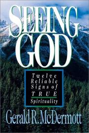 Cover of: Seeing God