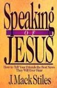 Cover of: Speaking of Jesus