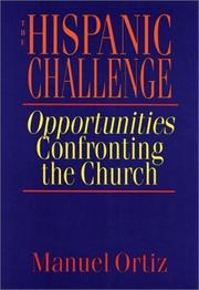 Cover of: The Hispanic challenge
