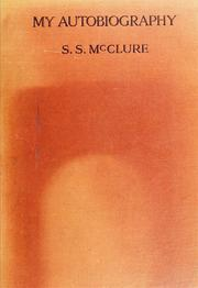Cover of: My autobiography | McClure, S. S.
