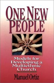 Cover of: One new people