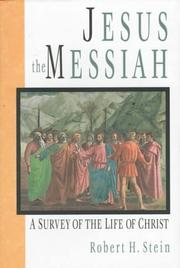 Cover of: Jesus the Messiah
