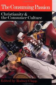 Cover of: The Consuming Passion