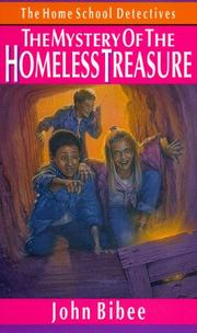 Cover of: The mystery of the homeless treasure