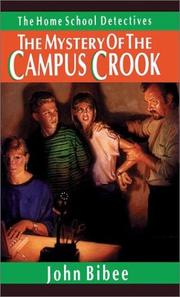 Cover of: The mystery of the campus crook