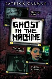 Cover of: Ghost in the machine