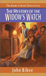 Cover of: The mystery of the widow's watch