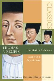 Cover of: Thomas a Kempis
