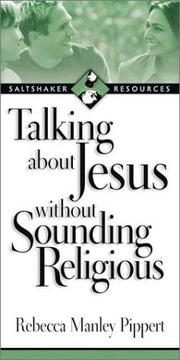 Cover of: Talking About Jesus Without Sounding Religious