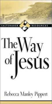 Cover of: The Way of Jesus (Saltshaker Resources)