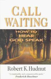 Cover of: Call Waiting