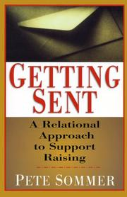 Cover of: Getting sent | Pete Sommer