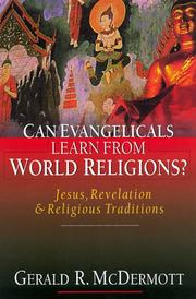 Cover of: Can evangelicals learn from world religions?