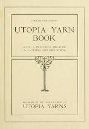 Cover of: Utopia yarn book by