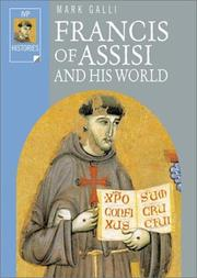 Cover of: Francis of Assisi and His World (Ivp Histories)