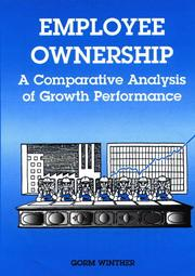 Cover of: Employee Ownership | Gorm Winther