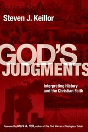 Cover of: God's Judgments