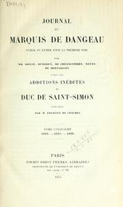 Cover of: Journal