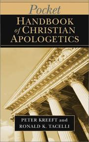 Cover of: Pocket Handbook of Christian Apologetics