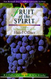 Cover of: Fruit of the Spirit | Hazel Offner
