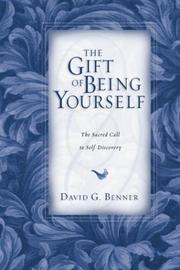 Cover of: The Gift of Being Yourself