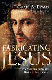 Cover of: Fabricating Jesus